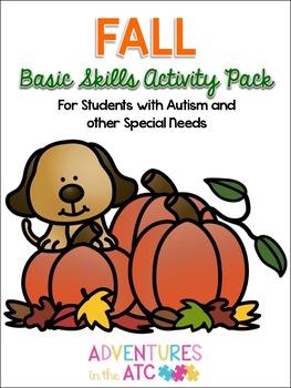 Fall Basic Skills Activity Pack