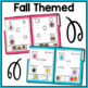 Fall File Folder Activities for Special Education and Autism - Basic Skills