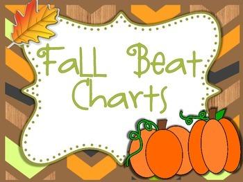 Fall Beat Charts