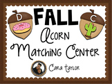 Fall Beginning Sounds Center