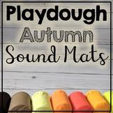 Fall Beginning Sounds Play Dough