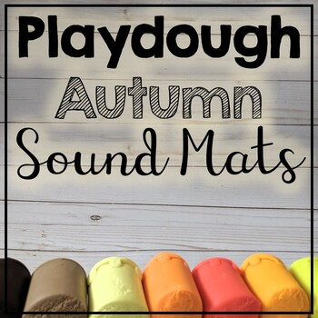 Fall Beginning Sounds Playdoh