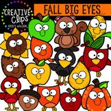 Fall Big-Eye Favorites: Autumn Clipart {Creative Clips Clipart}