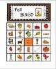 Fall Bingo!! (36 Bingo Sheets!)