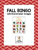 Fall Bingo - Boardmaker