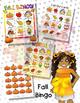 Halloween Bingo_Fall