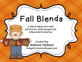 Fall Blends