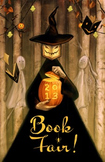 Fall Book Fair Poster