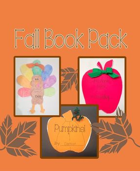 Fall Book Pack