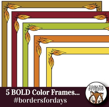 Fall Borders