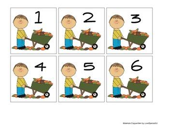 Fall Boy Calendar Numbers