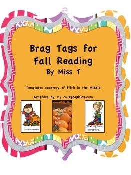 Fall Brag Tags