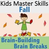 Fall Brain Breaks