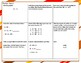 Fall Break Packet, 5th Grade Math; 5 days of practice (5 pages)