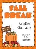 Fall Break Reading Challenge