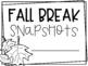 Fall Break Snapshots