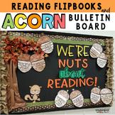 Fall Activities: Fall Writing Bulletin Board, Acorn Readin