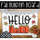 Fall Bulletin Board: Hello Fall