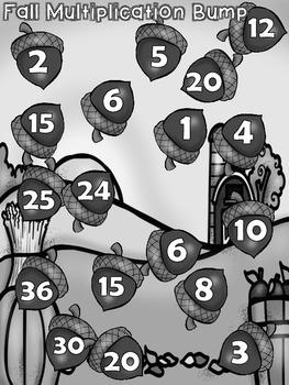 Fall Bump {{ 2 dice multiplication}}