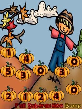 Fall Bump {{ 2 dice subtraction}}