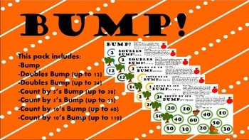 Fall Bump - Pack of 7