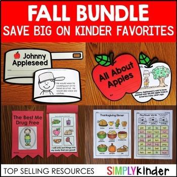 Fall Activities for Kindergarten