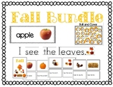 Fall Bundle - Great for Newcomers, ELLs and Young Learners