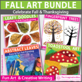 Fall Bundle | Nature Art and Creative Writing Activities