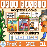 Fall Bundle-Pumpkins and Scarecrows