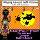 OCTOBER Math (CCSS) and Art All in One! Geometry, Art, Interactive, Assessments!