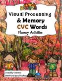Wilson Fundations Fall CVC  Reading Fluency Activities RTI