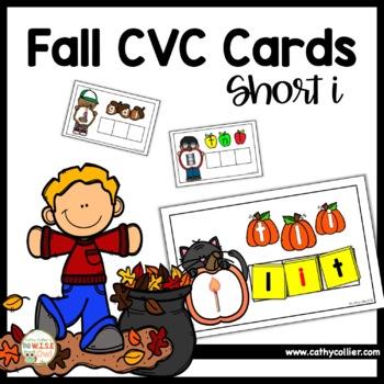 Fall CVC:  Short I
