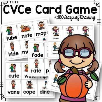 Fall CVCe game