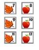 Fall Calendar Numbers