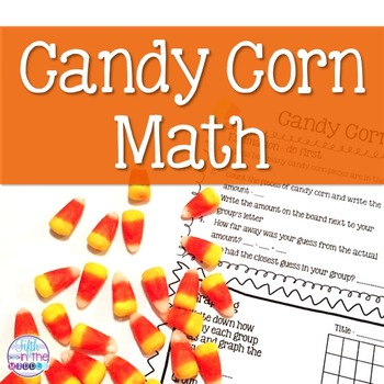 Halloween Candy Corn Hands-On Math for Upper Elementary