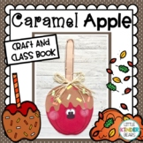 Fall Crafts: Caramel Apple Craft: Class Book: Fall Crafts: Apple Crafts