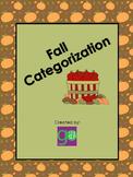Fall Categorization