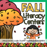 Fall Center Activities (Literacy)