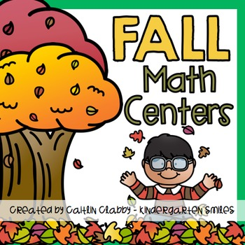 Fall Center Activities (Math)