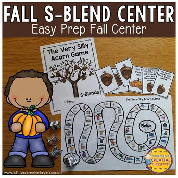 Fall Center S-Blends