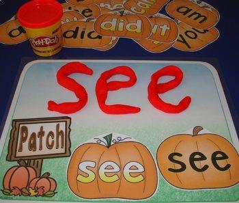 Autumn Bundle Fall Centers Early Reader Activities Pumpkins Reading Literacy
