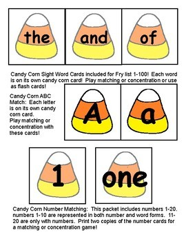 Fall Centers for PreK and Kindergarten August to November
