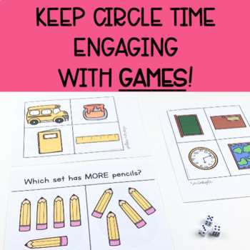 Fall Circle Time Games