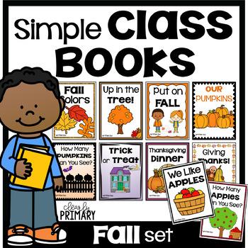 Class Books: Fall