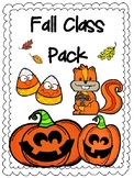 Fall Class Pack