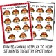 Fall Classroom Guidance Lesson - Emotions - Cooperation - School Counseling