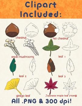Fall Clip Art!!