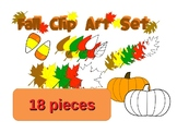 Fall Clip Art Set *FREEBIE*