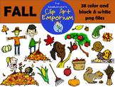 Fall Clip Art - The Schmillustrator's Clip Art Emporium