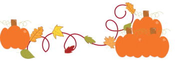 Fall Clipart- Fall in Love